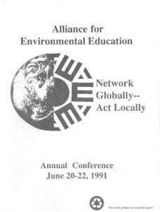 1991_B.I.O. joins the Board of the Alliance for Environmental Education, USA1