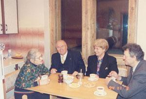 Sakharov Foundation, Moscow 1994