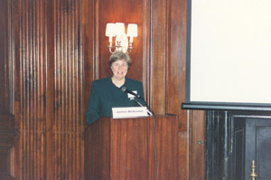 Third Symposium on Business Strategy for the Bio-Environment, The Harvard Club of New York City, USA PHOTO1