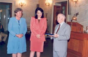 """""""Olympic Idea"""" Award, 1999_2"""
