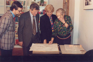 Sakharov Foundation, Moscow 1994-2
