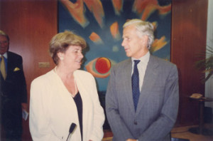 1996_Europe Dialogue, Frankfurt photo2