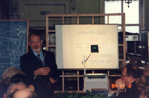 1994_Lomonosov University Moscow Biopolitics Symposium1