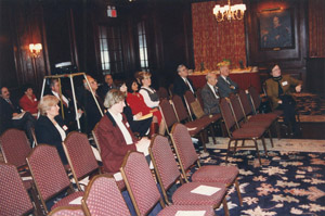 Third Symposium on Business Strategy for the Bio-Environment, The Harvard Club of New York City, USA PHOTO2