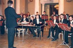 Honorary Professorship Award Ceremony & International Academy of Ecology, St. Petersburg - 1998_ph2