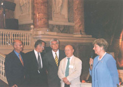 Bios Prize Award Ceremony, St. Petersburg , 1999-2