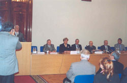Bios Prize Award Ceremony, St. Petersburg , 1999-3