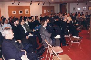 Biopolitics Seminar, Maliotis Center Boston, 1995,2