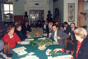 1994_Lomonosov University Moscow Biopolitics Symposium2