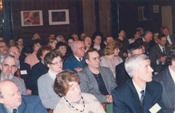 Honorary Professorship Award Ceremony & International Academy of Ecology, St. Petersburg - 1998_ph8