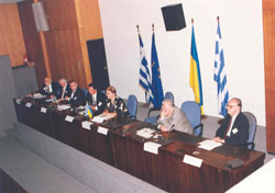 Bio-environment - Bio-culture, Hellenic-Ukrainian Conference Photos4