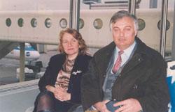 Honorary Professorship Award Ceremony & International Academy of Ecology, St. Petersburg - 1998_ph7
