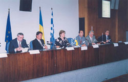 Bio-environment - Bio-culture, Hellenic-Ukrainian Conference Photos6