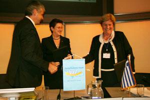 3 seminars. speaker Stable Economy.Challenge and Responsibility. photo3
