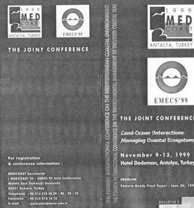 Medcoast, Emecs, Antalya, Turkey, 1999 - Pr1