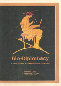 BIO-DIPLOMACY - A NEW VISION IN INTERNATIONAL RELATIONS_PROGR_001