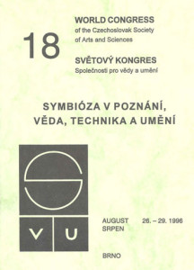 1996_World Congress Society for Arts programme1