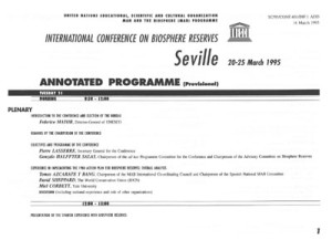 1995_Unesco International Conference_PROGR_002