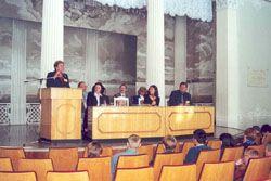 5th Youth Bios Olympiad, St. Petersburg, Russia
