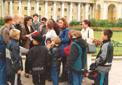 6th Youth Bios Olympiad, St. Petersburg, Russia