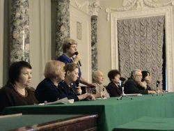 14th Youth Bios Olympiad, St. Petersburg, Russia