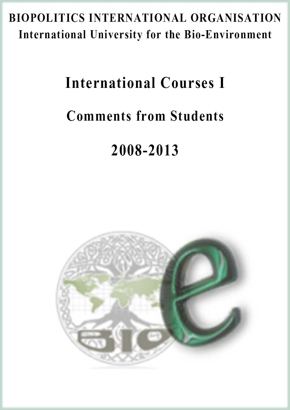 E-comments cover eng